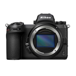 Nikon Z6 II | 24.5 MP | CMOS Sensor | 4K Video | Wi-Fi