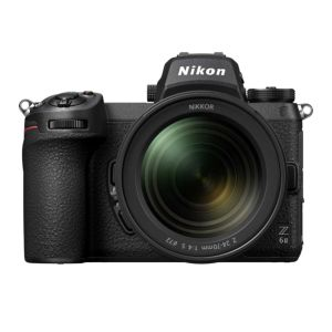 Nikon Z6 II Camera with 24-70mm F4 Lens