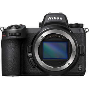 Nikon Z7 II | 45.8 MP | CMOS Sensor | 4K Video | Wi-Fi