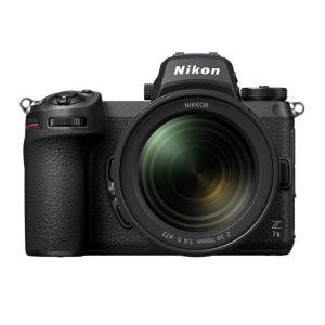 Nikon Z7 II Camera with 24-70mm F4 Lens