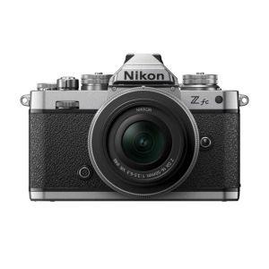 Nikon Z fc Camera with Z DX 16-50 mm f/3.5-6.3 Lens