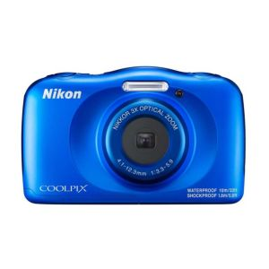 Nikon Coolpix W150 Waterproof Camera in Blue