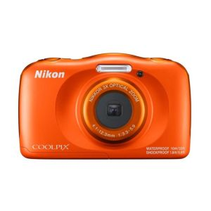 Nikon Coolpix W150 Waterproof Camera in Orange