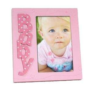 Marzia Baby Pink 6x4 Photo Frame