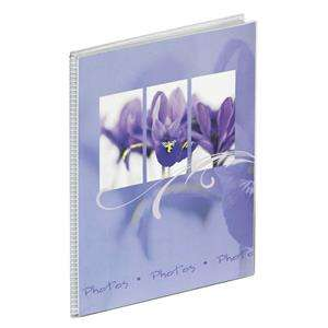 Walther Flora Lilac 7x5 Slip In Photo Album - 36 Photos