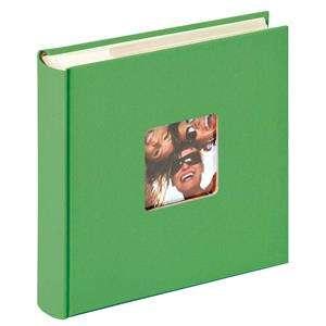 Walther Fun Lime Green 6x4 Slip In Photo Album - 200 Photos