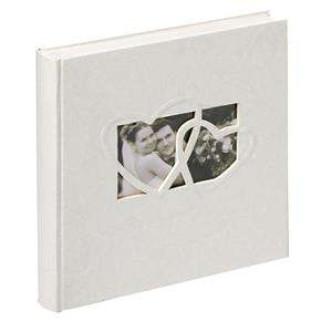 Walther Sweet Heart 6x4 Slip In Wedding Photo Album - 200 Photos