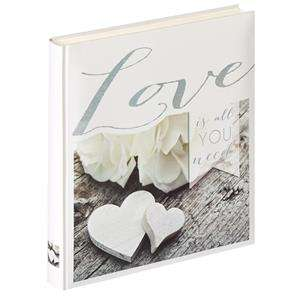 Walther Love is All You Need Traditional Photo Album - 46 Sides Overall Size 12x11