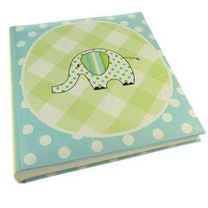 Walther Best Buddy Blue Baby Traditional Photo Album - 60 Sides