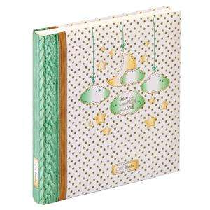 Walther Little Wonder Baby Traditional Photo Album - 50 Sides Overall Size 12x11