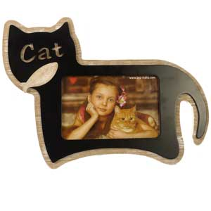 Arturo Cat Photo Frame 6x4