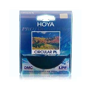 Hoya 82mm Pro1 Circular Polariser Filter