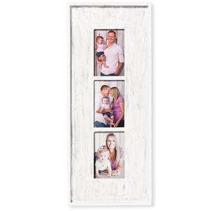 Walther Herm Cream Wood Multi Aperture 6x4 Photo Frame