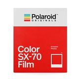Polaroid SX 70 Film - 8 Colour Instant Photos - Not for i-Type Cameras