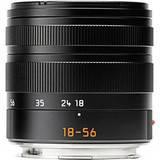 Leica TL 18-56mm F3.5-5.6 Vario Elmar Asph Black Lens 11080