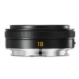 Leica Elmarit-TL 18mm f/2.8 ASPH Black Lens