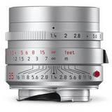 Leica Summilux 35mm F1.4 ASPH | Leica M Lens | Silver | 11675