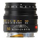 Leica Summicron 50mm F2 | Leica M Lens | Black | 11826
