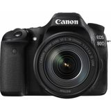 Canon EOS 80D Digital SLR Camera with 18-135mm USM IS Lens