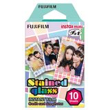 Fujifilm Instax Mini Stained Glass Instant Film - 10 Photos