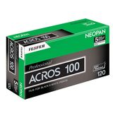 Fujifilm Professional Neopan Acros ISO 100 120 Black and White Roll Film - 5 Pack