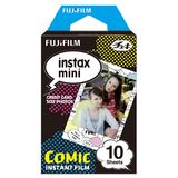 Fujifilm Instax Mini Comic Strip Instant Film - 10 Photos