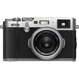 Fujifilm X100F | 24.3 MP | X-Trans CMOS III Sensor | Full HD Video | Wi-Fi | Silver