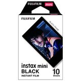 Fujifilm Instax Mini Black Border Instant Film - 10 Photos