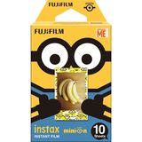 Fujifilm Instax Mini Minion Instant Film - 10 Photos