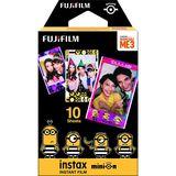 Fujifilm Instax Mini Minion 3 Instant Film - 10 Photos