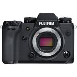 Fujifilm X-H1 | 24.3 MP | APS-C X-Trans CMOS 3 Sensor | 4K Video | Wi-Fi