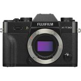 Fujifilm X-T30 Black Digital Camera Body