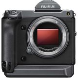 Fujifilm GFX 100 | 55mm Large Format Sensor | 102 MP | 4K Video | Wi-Fi & Bluetooth
