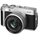 Fujifilm X-A7 | 15-45mm XC Lens | 24.2 MP | APS-C CMOS Sensor | 4K Video | Large 3.5