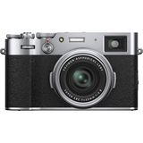 Fujifilm X100V | 26.1 MP | X-Trans CMOS Sensor | 4K Video | Wi-Fi & Bluetooth | Silver