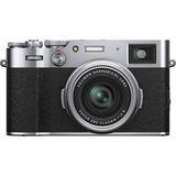 Fujifilm X100V Camera in Silver