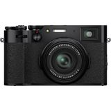 Fujifilm X100V | 26.1 MP | X-Trans CMOS Sensor | 4K Video | Wi-Fi & Bluetooth | Black