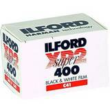Ilford XP-2 Super 400 Black and White 35mm 36exp Film C41 Process