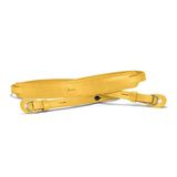 Leica Leather Yellow Neck Strap