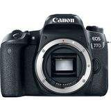 Canon EOS 77D | 24.2 MP | APS-C CMOS Sensor | Full HD Video | Wi-Fi & Bluetooth