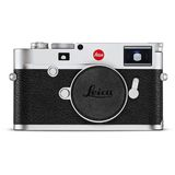 Leica M10 | Full Frame CMOS Sensor | 24 MP | Full HD Video | Wi-Fi | Silver