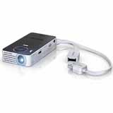 Philips PicoPix 4350 Explorer Portable Mini Video Projector, 50 Lumens, WiFi