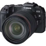 Canon EOS RP | 24-105mm RF LENS & EF Adapter | 26.2 MP | Full Frame CMOS Sensor | 4K Video | Wi-Fi
