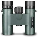Hawke Nature Trek 10x25 Binoculars | 10x Magnification | Fully Multicoated | Waterproof | BAK4