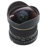 Dorr 8mm f/3.5 Fisheye Lens for Sony A Fit