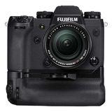 Fujifilm X-H1 | 16-55mm XF Lens | Includes Battery Grip | 24.3 MP | APS-C X-Trans CMOS 3 Sensor