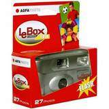 LeBox Disposable Camera for 27 Photos with Flash 400 ISO