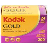 Kodak Gold 200 ISO 24 Exp 35mm Colour Print Film