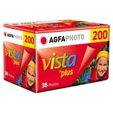 AgfaPhoto Vista Plus ISO 200 36 Exp 35mm Colour Print Film
