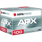 AgfaPhoto APX ISO 100 36 Exp 35mm Black and White Print Film